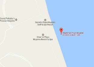 Como llegar a Dreams Playa Mujeres Resort
