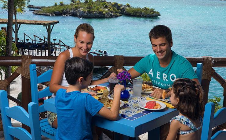 nado con delfines en mexico cancun riviera maya