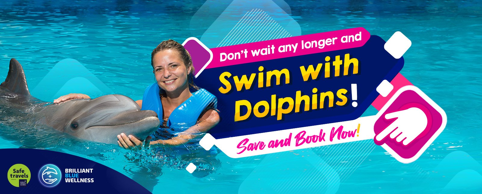 Swim with dolphins cancun and riviera maya